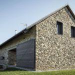 Дом облицованный камнем - фото (3)