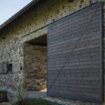 Дом облицованный камнем - фото (4)