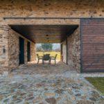 Дом облицованный камнем - фото (7)