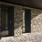 Дом облицованный камнем - фото (8)