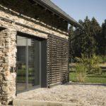 Дом облицованный камнем - фото (9)