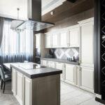 Дизайн кухни в стиле арт-деко - фото (14)