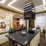 Дизайн кухни в стиле арт-деко - фото (25)