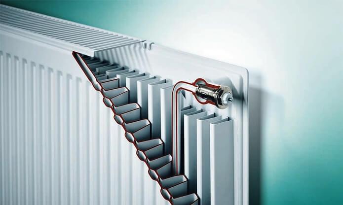 Металлический панельный радиатор