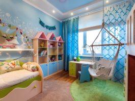Советы по обустройству детской комнаты