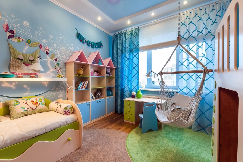 Consejos para organizar una habitación para niños