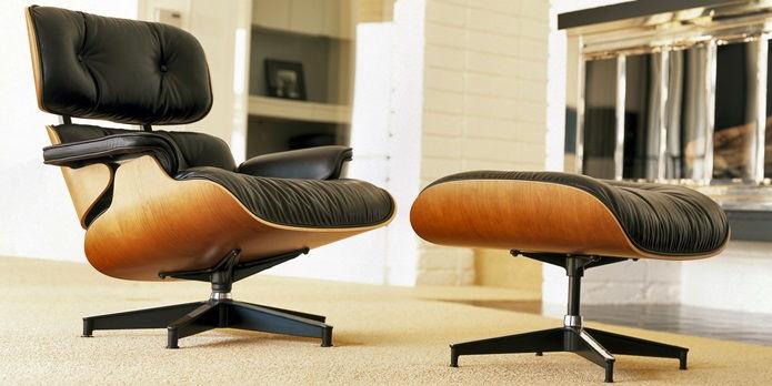 Кресло Eames Lounge