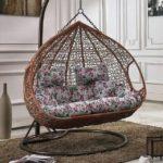 Кресло-кокон в интерьере фото (12)