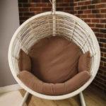 Кресло-кокон в интерьере фото (17)