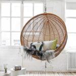 Кресло-кокон в интерьере фото (18)