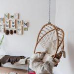 Кресло-кокон в интерьере фото (2)