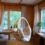 Кресло-кокон в интерьере фото (20)